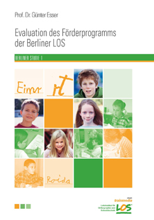 Prof. Dr. Günter Esser: Evaluation des Förderprogramms der Berliner LOS